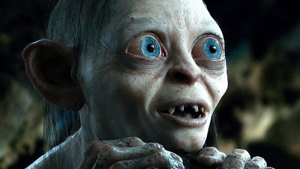 Gollum Fired from Hobbit Movie